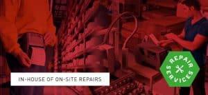 Labelprinter repair